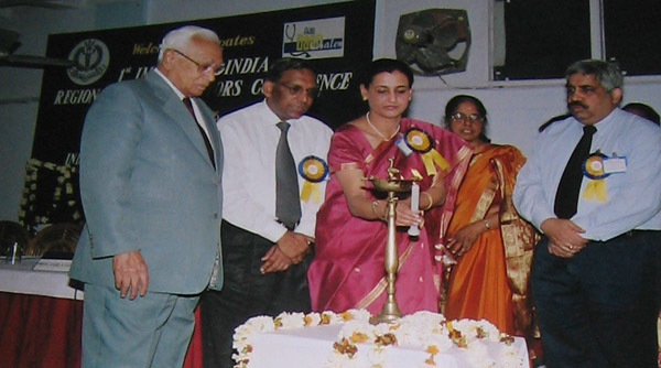 INAUGURATION OF WOMENS CONFERENCE BY GOVERNOR HARYANA